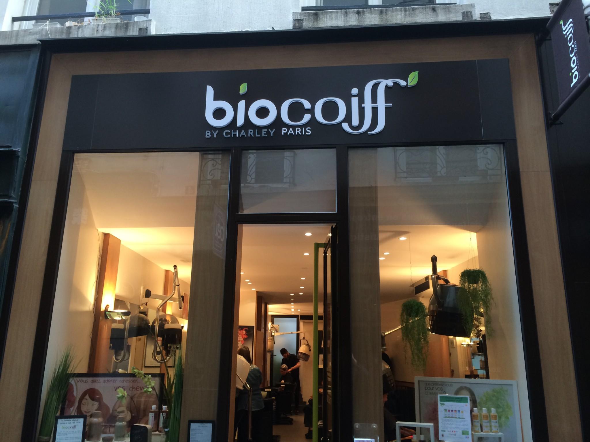 Notre Visite Mystu00e8re Du Salon De Coiffure Biocoiff Paris 6 | SpaEtc.fr