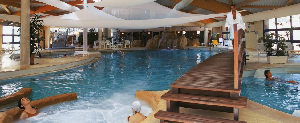 Thalazur thalasso spa arcachon for Piscine spa lyon