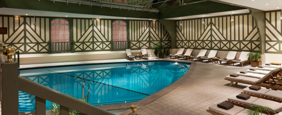 Spa diane barri re h tel normandy deauville for Piscine deauville